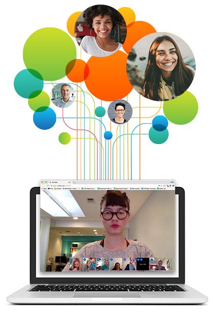 Jitsi Meet online meeting