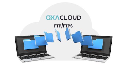 La prise en charge des transferts par FTP/FTPS dans OXACLOUD