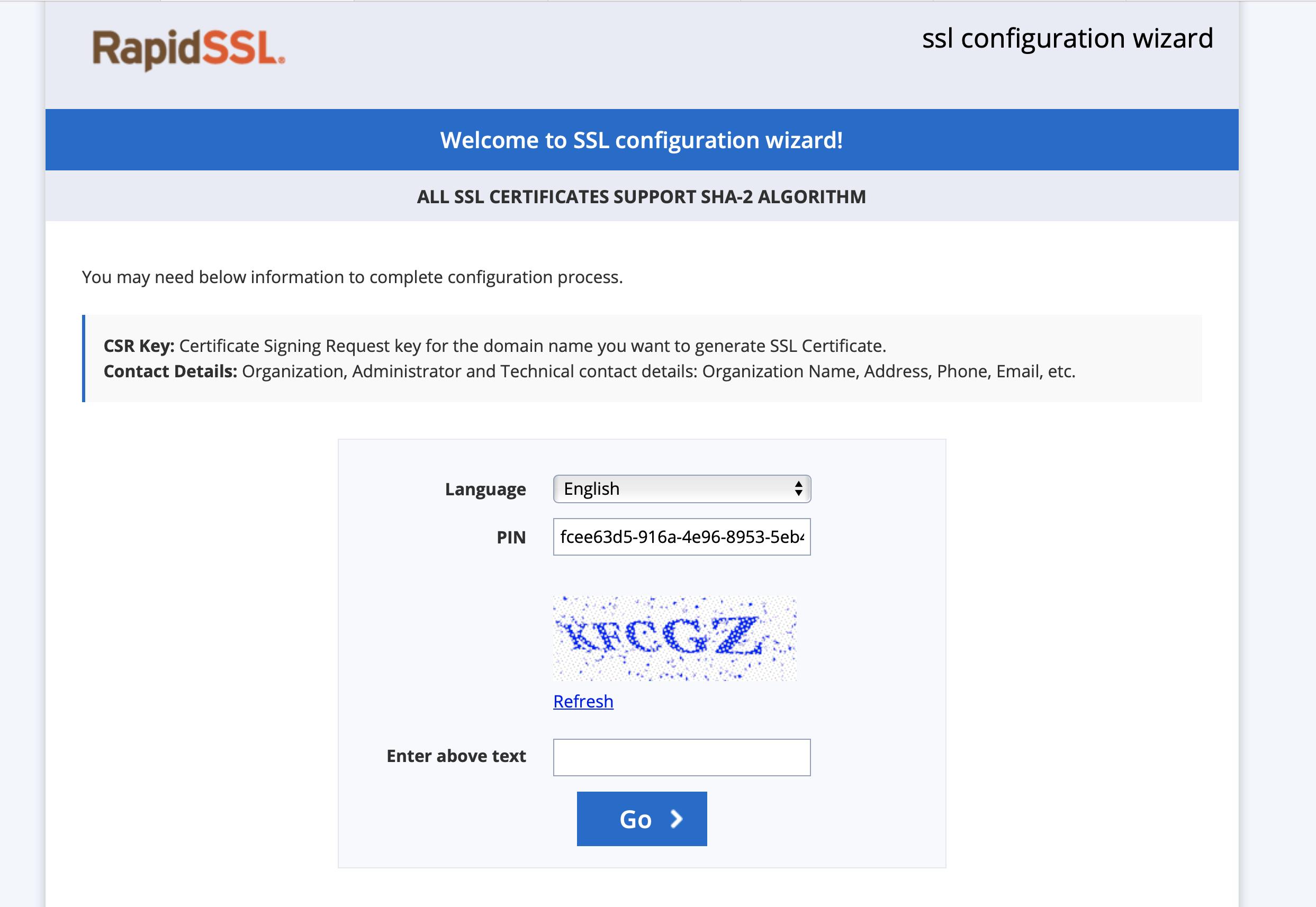 ssl - CSR-6-HEBERGEMEUR WEB
