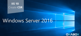 HOW TO GENERATE A CSR ON WINDOWS SERVER 2016 (IIS 10)