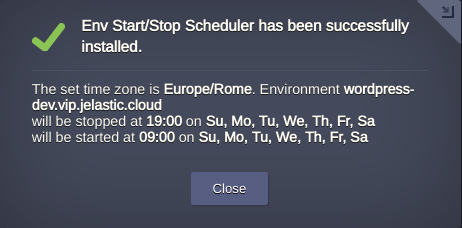 4-start-stop-Scheduling